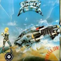 Sinner : Danger Zone. Album Cover