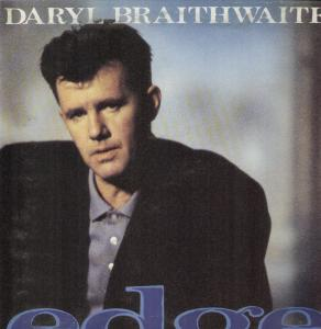 Braithwaite, Daryl : Edge. Album Cover