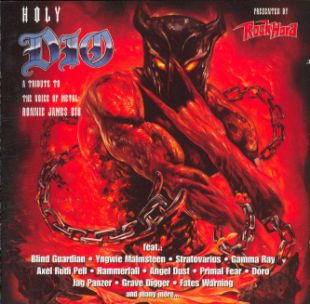 Holy Dio-A tribute to the voice of METAL