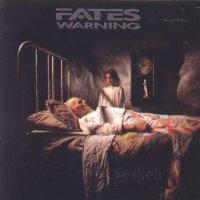 Fates Warning : Parallels. Album Cover