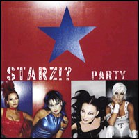 Starz?! : Party. Album Cover
