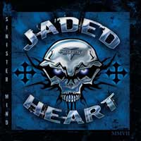 Jaded Heart : Sinister Mind. Album Cover