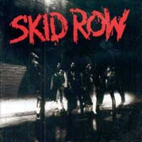 SKID ROW : SKID ROW. Album Cover