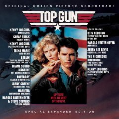Top Gun : Soundtrack. Album Cover