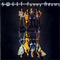 Sweet, The : Sweet Fanny Adams. Album Cover