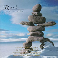 Rush : Test For Echo. Album Cover