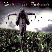 Barden, Gary John : The agony and xtasy. Album Cover