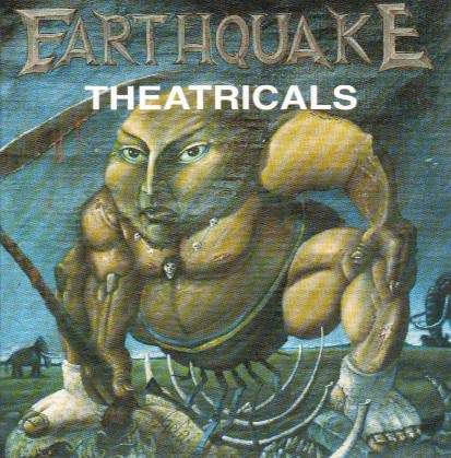 Eartquake : Theatricals. Album Cover