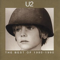 U2 : The Best Of 1980-1990 & B-sides (spesial edition). Album Cover