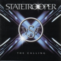 Statetrooper : The Calling. Album Cover