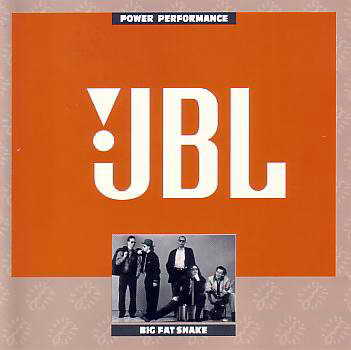 The Live Power Of JBL