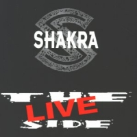 SHAKRA : The live side. Album Cover