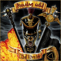 Running wild : The rivalry. Album Cover