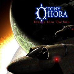 O'hora, Tony : Escape into the sun. Album Cover
