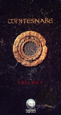Whitesnake : Trilogy (VIDEO). Album Cover
