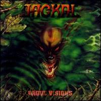 Jackal : Vague Visions. Album Cover