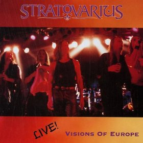 Visions-live in Europe