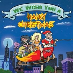We Wish You A Hairy Christmas