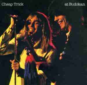 Cheap Trick : At Budokan. Album Cover