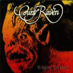 Count Raven : High on Infinity. Album Cover