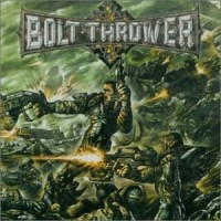 Bolt Thrower : Honour - Valour - Pride. Album Cover