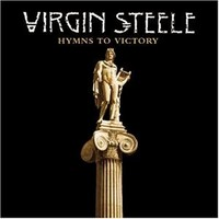 Virgin Steele : Hymns to Victory. Album Cover
