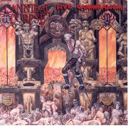 Cannibal Corpse : Live Cannibalism. Album Cover