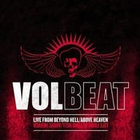 Volbeat : Live From Beyond Hell/Above Heaven. Album Cover