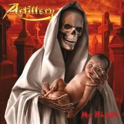 Artillery : My Blood. Album Cover
