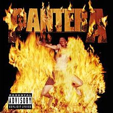 Pantera : Reinventing the Steel. Album Cover