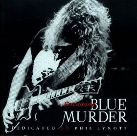 Blue Murder : Screamin' Blue Murder. Album Cover