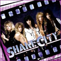 Shake City  : Shake City. Album Cover
