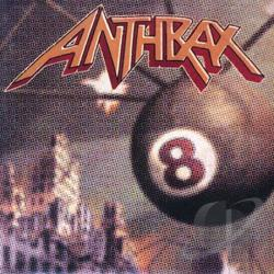 Anthrax : The Threat Is Real. Album Cover