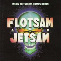 Flotsam And Jetsam : When the Storm Comes Down. Album Cover