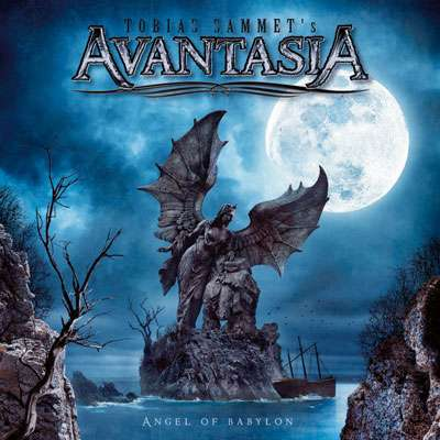 Avantasia : Angel Of Babylon. Album Cover