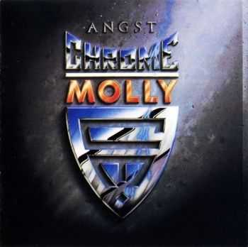 Chrome Molly : Angst. Album Cover