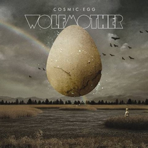 Wolfmother : Cosmic Egg. Album Cover