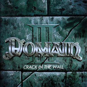 Domain  : Crack In The Wall. Album Cover