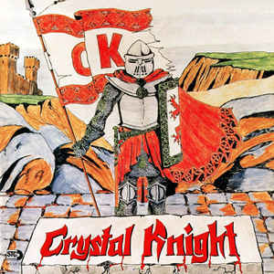 Crystal Knight : Crystal Knight. Album Cover