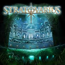 Stratovarius : Eternal. Album Cover