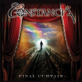Constancia : Final Curtain . Album Cover