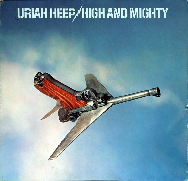 Uriah Heep : High And Mighty . Album Cover