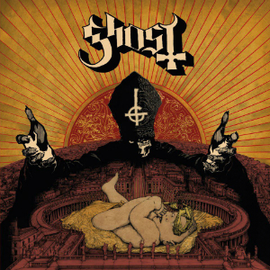Ghost : Infestissumam . Album Cover
