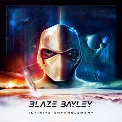 Blaze : Infinite Entanglement . Album Cover