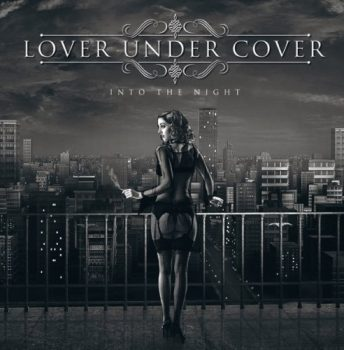 Lover Under Cover : Into The Night. Album Cover