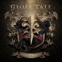 Tate, Geoff : Kings & Thieves. Album Cover