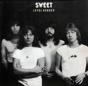 Sweet, The : Level Headed. Album Cover