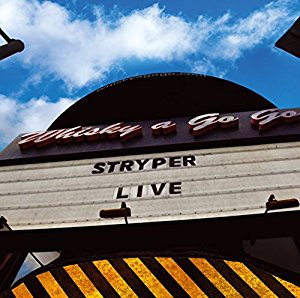 Stryper : Live at the Whisky. Album Cover