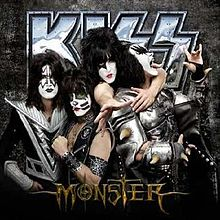 Kiss : Monster. Album Cover
