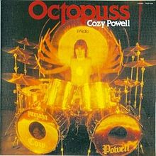 Powell, Cozy : Octopuss. Album Cover